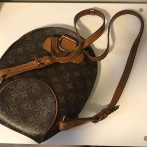 Louis Vuitton Bags - LOUIS VUITTON Monogram Ellipse Backpack